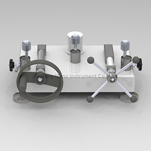 HT-11 Desktop Manual Hydraulic Source