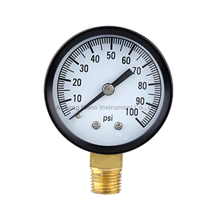 PG-011 Bourdon tube pressure gauge