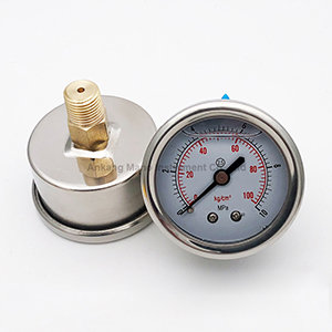 PG-023 Oil filled pressure gauge