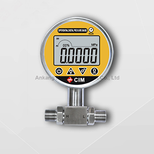 HD-100D Differential Digital Pressure Gauge
