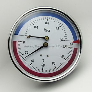 TG-041B Thermo-manometer