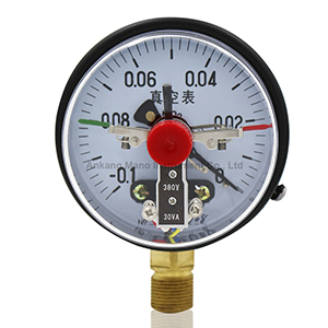 PG-052 Magnetic electric contact pressure gauge