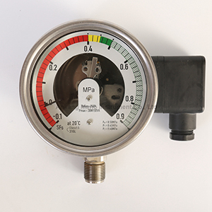 PG-053 SF6 electric contact pressure gauge